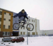 Hout´s famous motowhip on snowjump (2/2002)